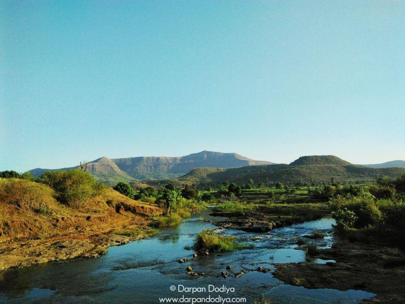 Breathtaking Landscapes Saptashrungi Devi Temple Vani 22
