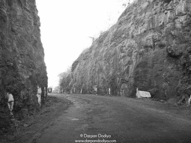 Carved Roads Saptashrungi Devi Temple Vani 19