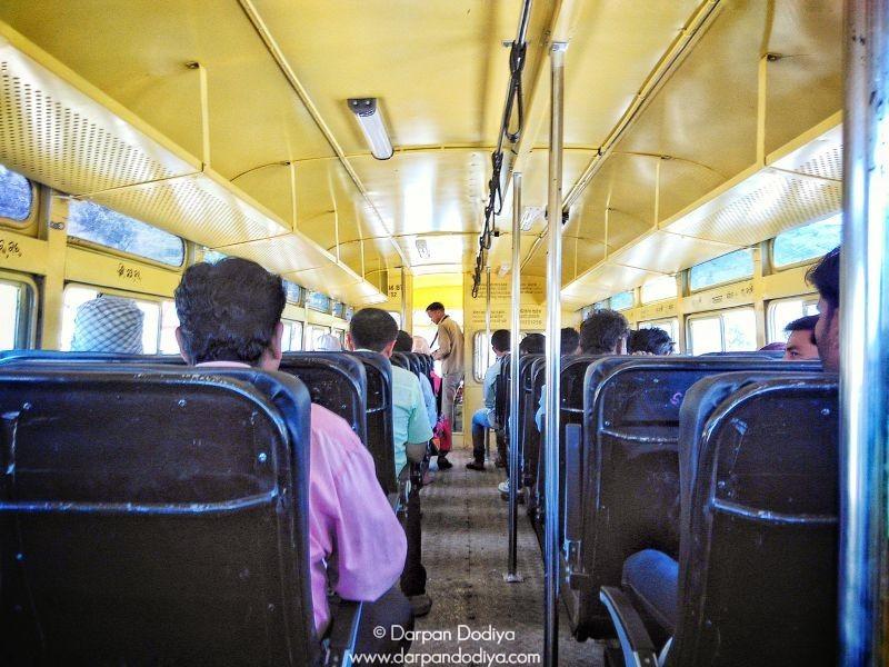 Inside The Bus Saptashrungi Devi Temple Vani 5