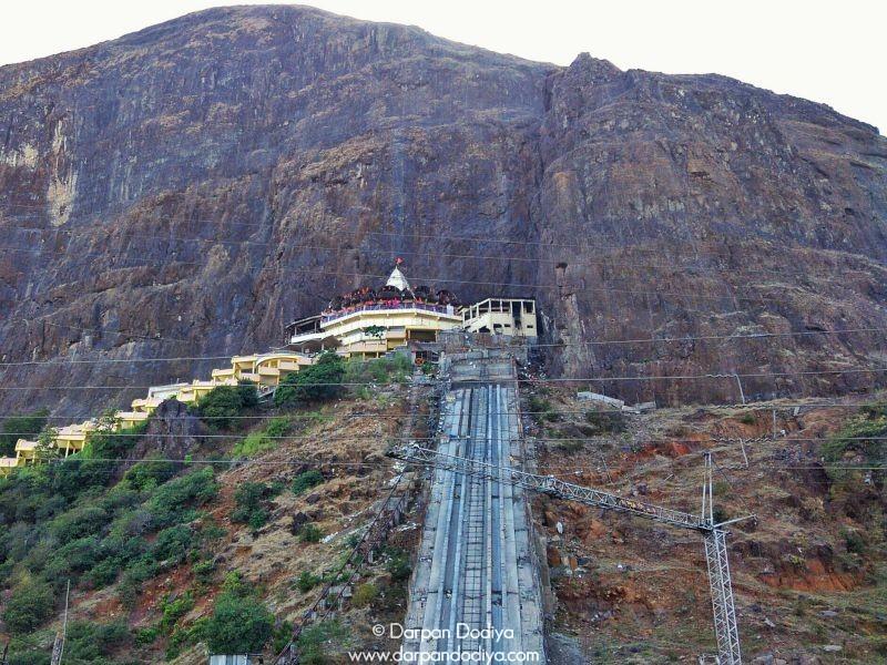 The Temple Saptashrungi Devi Temple Vani 15