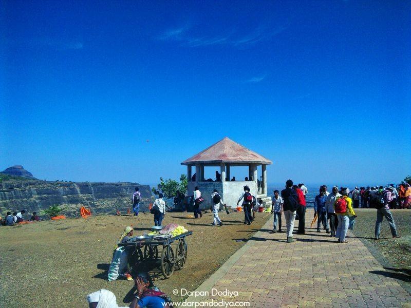 Valley View Point Saptashrungi Devi Temple Vani 12