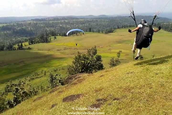 Here We Go Saputara Paragliding Festival Gujarat Hill Station Photos