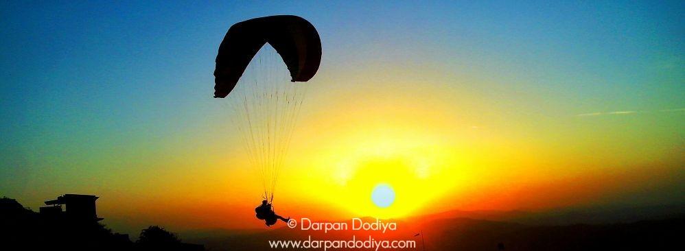 Saputara Paragliding Festival Gujarat Hill Station Photos Featured Photo