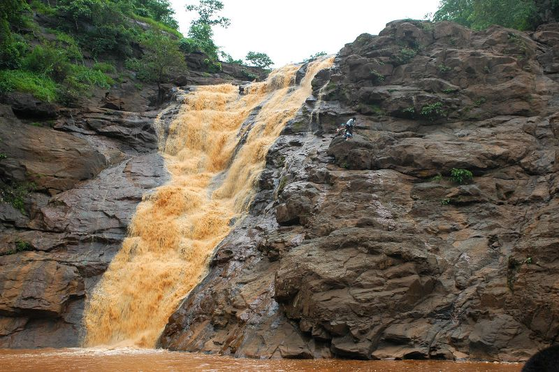 Barda Waterfalls, Chankhal, Ahwa - List of Waterfalls in South Gujarat