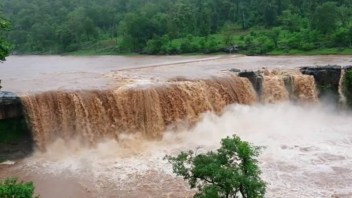 Gira Falls, Waghai (aka, Gira Dhodh) - List of Waterfalls in South Gujarat