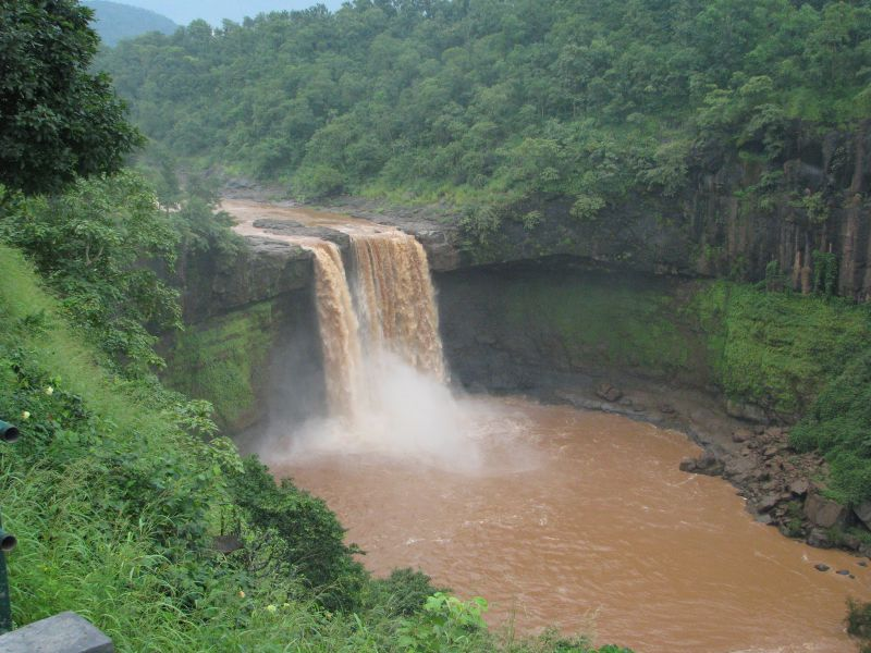 Girmal Waterfalls, Mahal, Subir, Ahwa (aka Girimala) - List of Waterfalls in South Gujarat