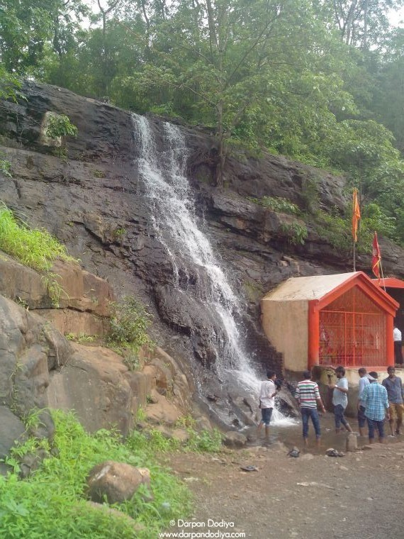 Shiv Ghat, Ahwa (Small Fall) - List of Waterfalls in South Gujarat