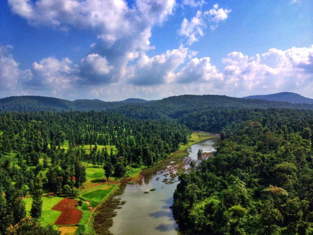 Heavenly Dang In Frames - Dang Photo Tour - Photo By Rinkesh Chaudhari