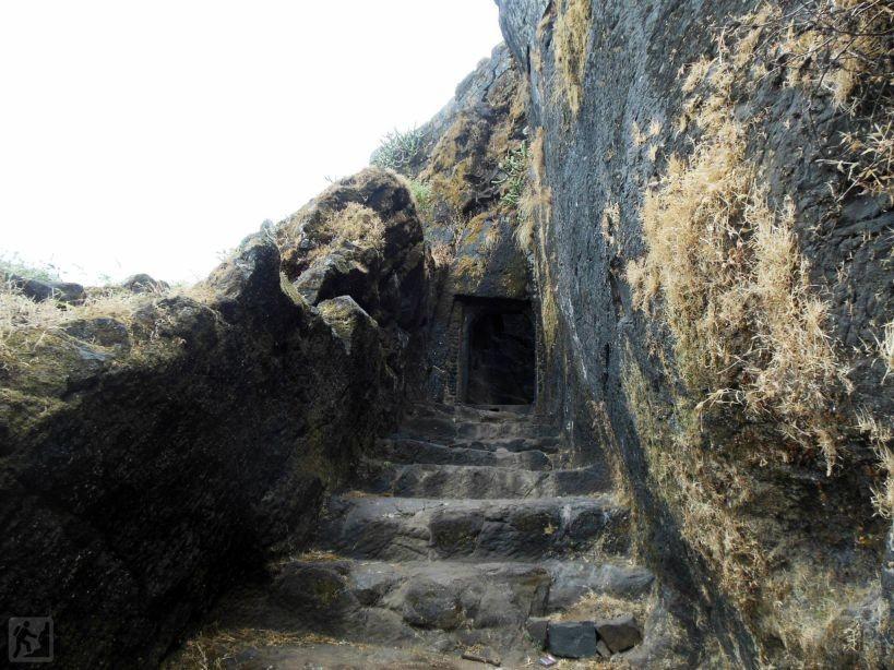 Hatgad Fort, Hatgadh, Malher Maharashtra Near Saputara Hill Station - 15