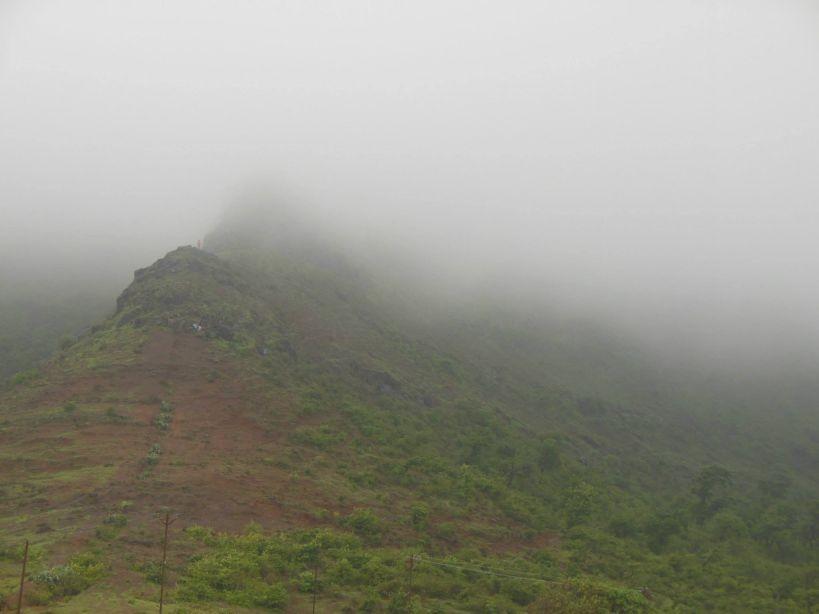 Hatgad Fort, Hatgadh, Malher Maharashtra Near Saputara Hill Station - 21