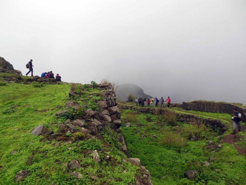 Hatgad Fort, Hatgadh, Malher Maharashtra Near Saputara Hill Station - 28