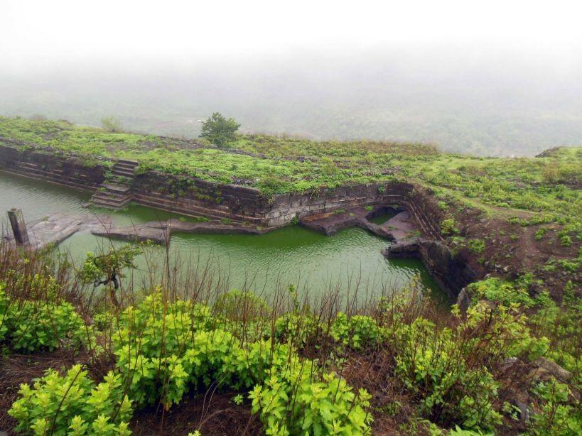 Hatgad Fort, Hatgadh, Malher Maharashtra Near Saputara Hill Station - 32