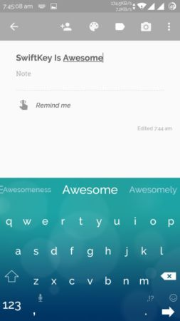 SwiftKey List Of Productivity Apps Turn Your Smartphone Into A Powerhouse