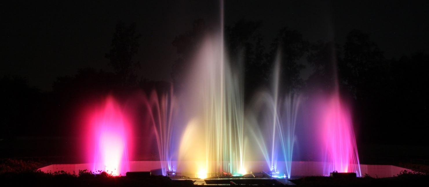 Ajwa Nimeta Dam Garden Vadodara, Gujarat - Musical Fountain Timing, Photos, Video, Contact Number, Map, Waterpark