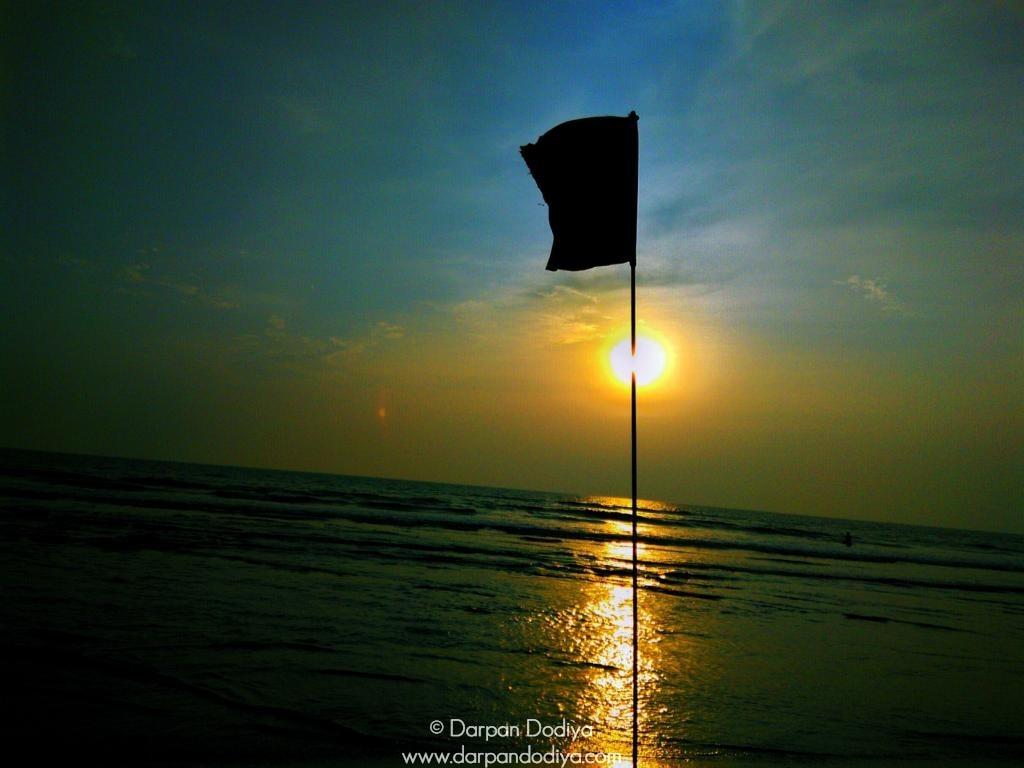 Sunrise & Sunset Store - Masking Sun With Lens - 8