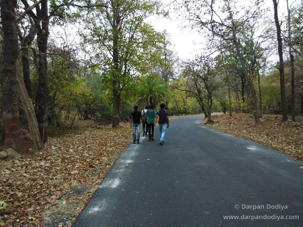 Harnav Dam Vanaj - Dam Near Vijaynagar Polo Forest Rest House, Idar Gujarat