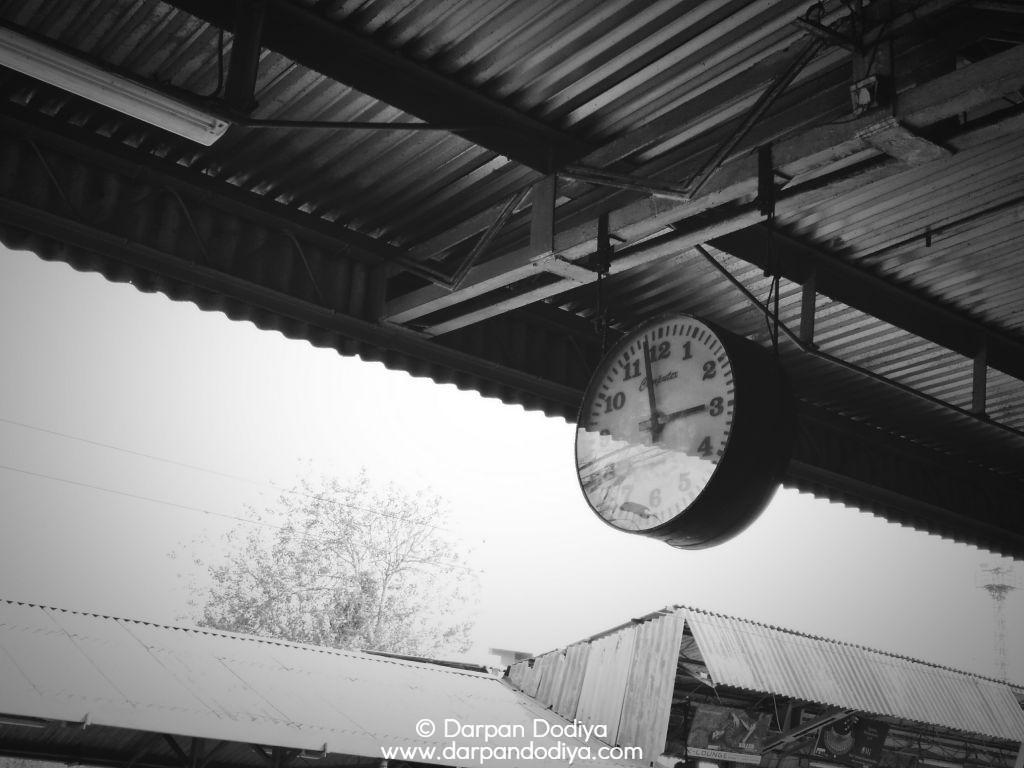 Random Photo Scribblings at Valsad Railway Station - 11