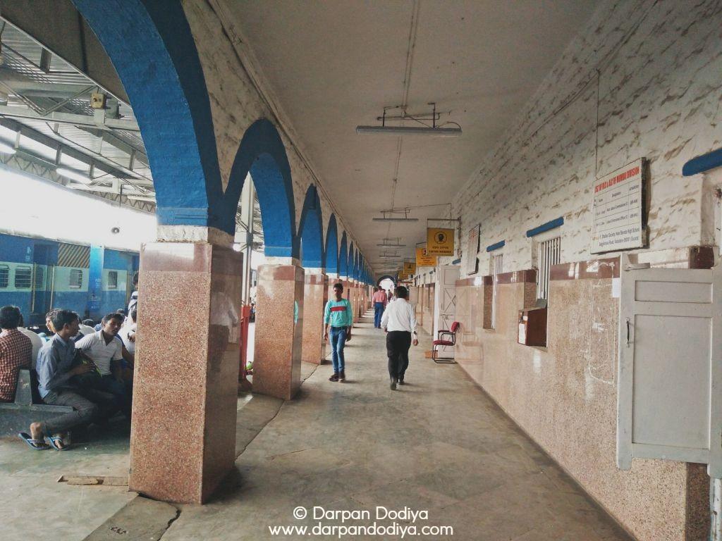 Random Photo Scribblings at Valsad Railway Station - 3