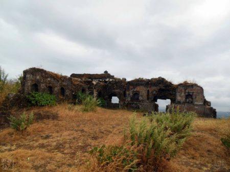 9 - Hatgadh Fort near Saputara