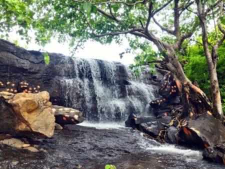 Bilpudi Jodiya Waterfalls Dharampur