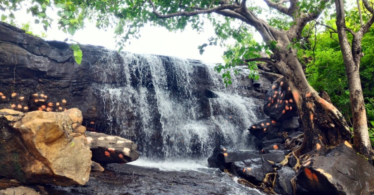 Featured Photo Bilpudi Jodiya Waterfalls Dharampur