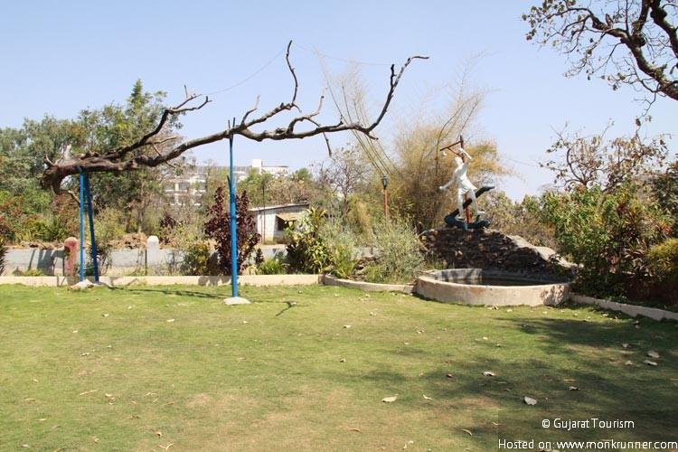 Gandharvapur Artist Village Saputara 1