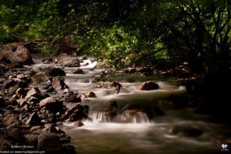 Khuniya Mahadev Falls Near Pavagadh, Vadodara 1