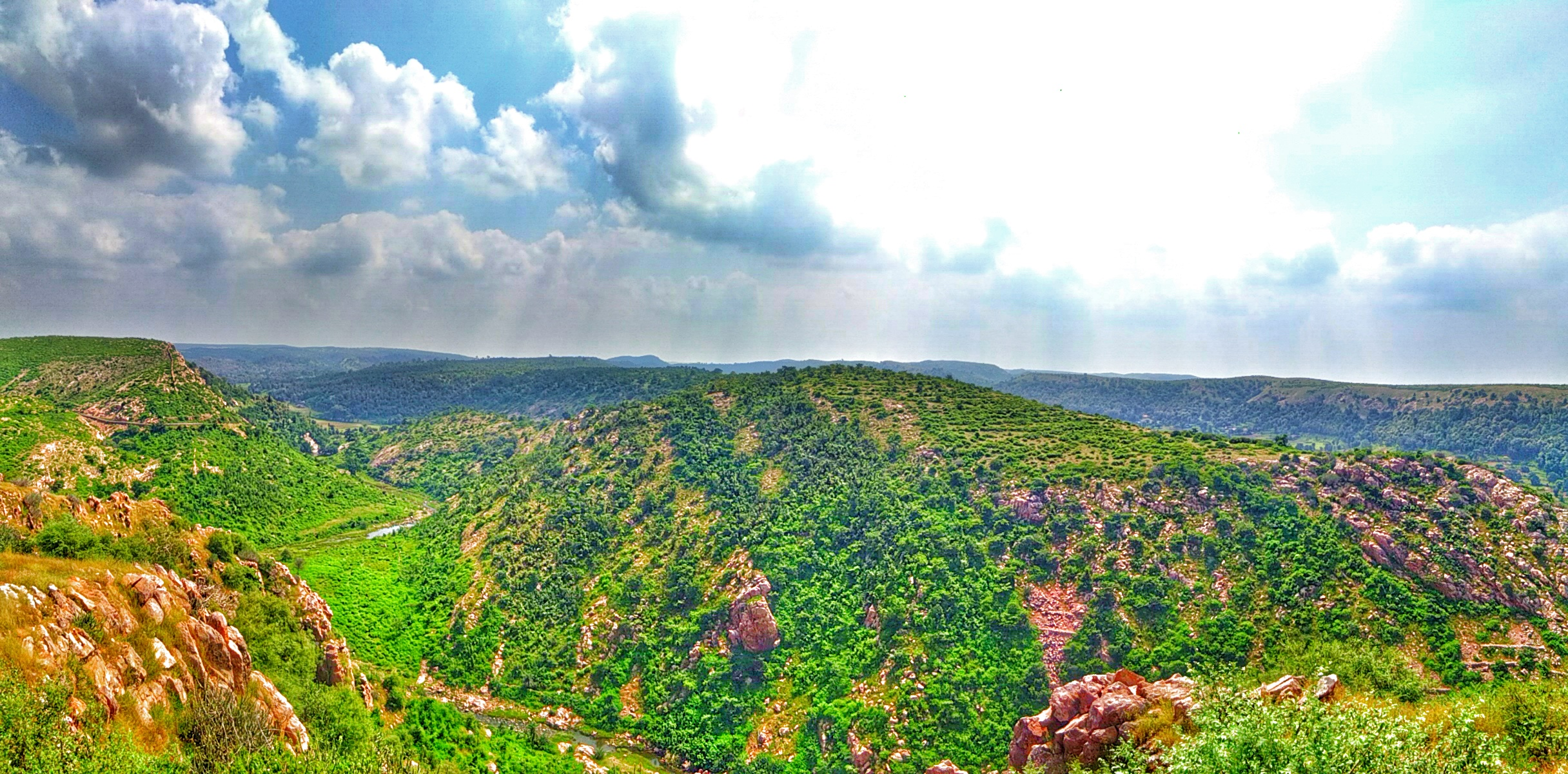 Mangadh Hill Station Dahod Gujarat 1