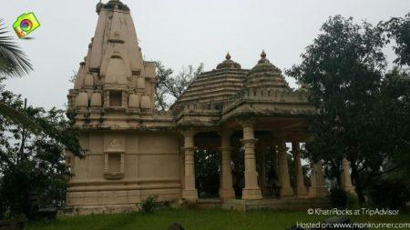 Nageshwar Mahadev Temple Saputara 1