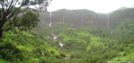 Trambak Waterfalls, Bhavnagar, Gujarat Blog Cover