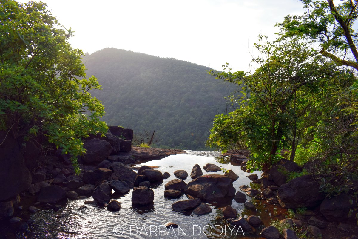 Koshmal Waterfall Dang Gujarat 16