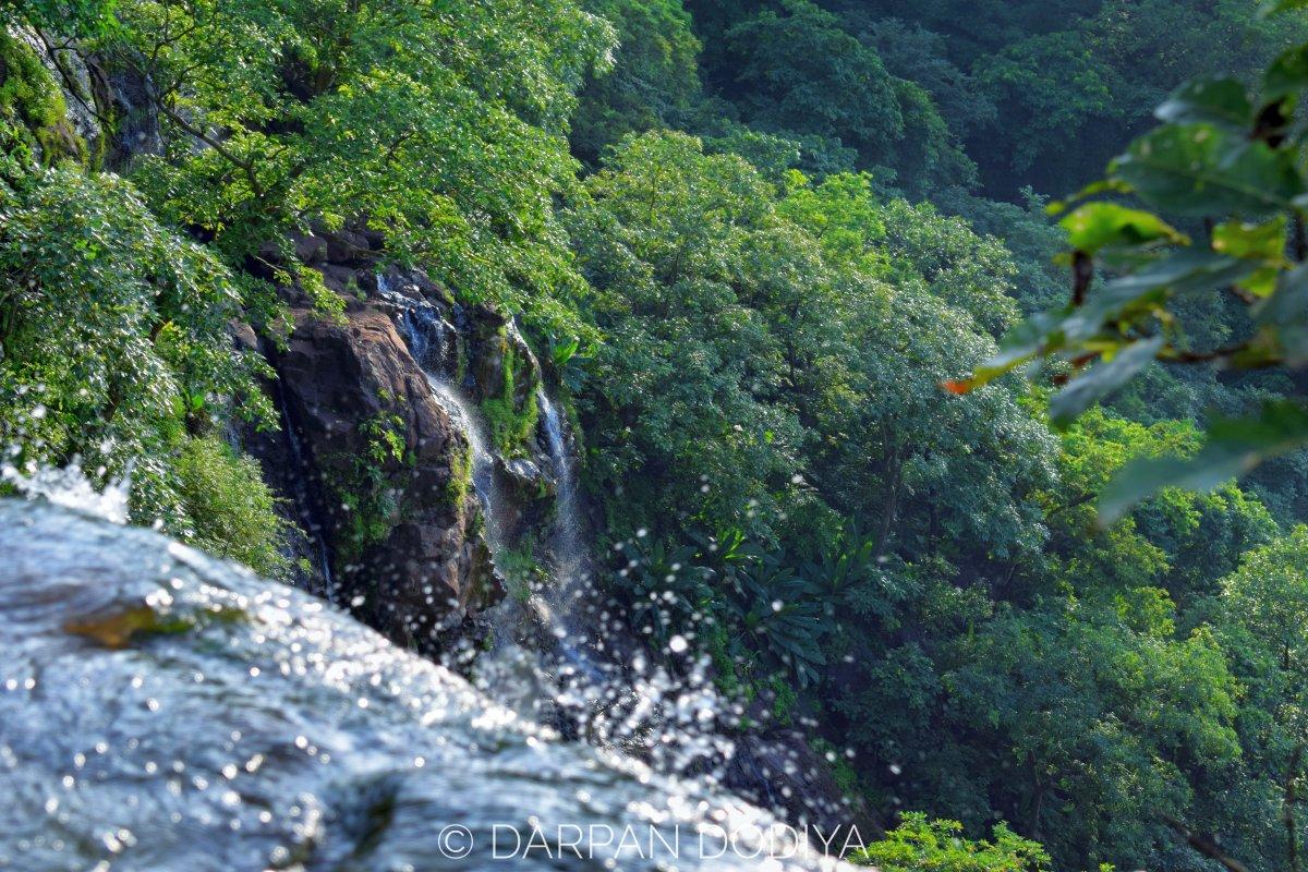 Koshmal Waterfall Dang Gujarat 18