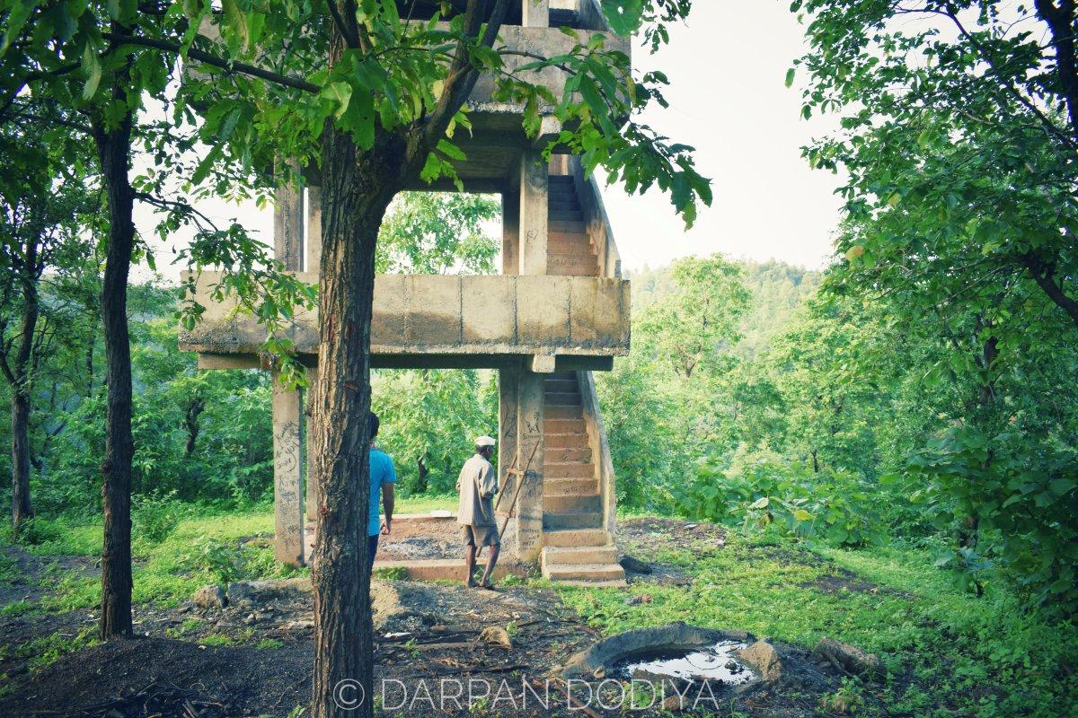 Koshmal Waterfall Dang Gujarat 2