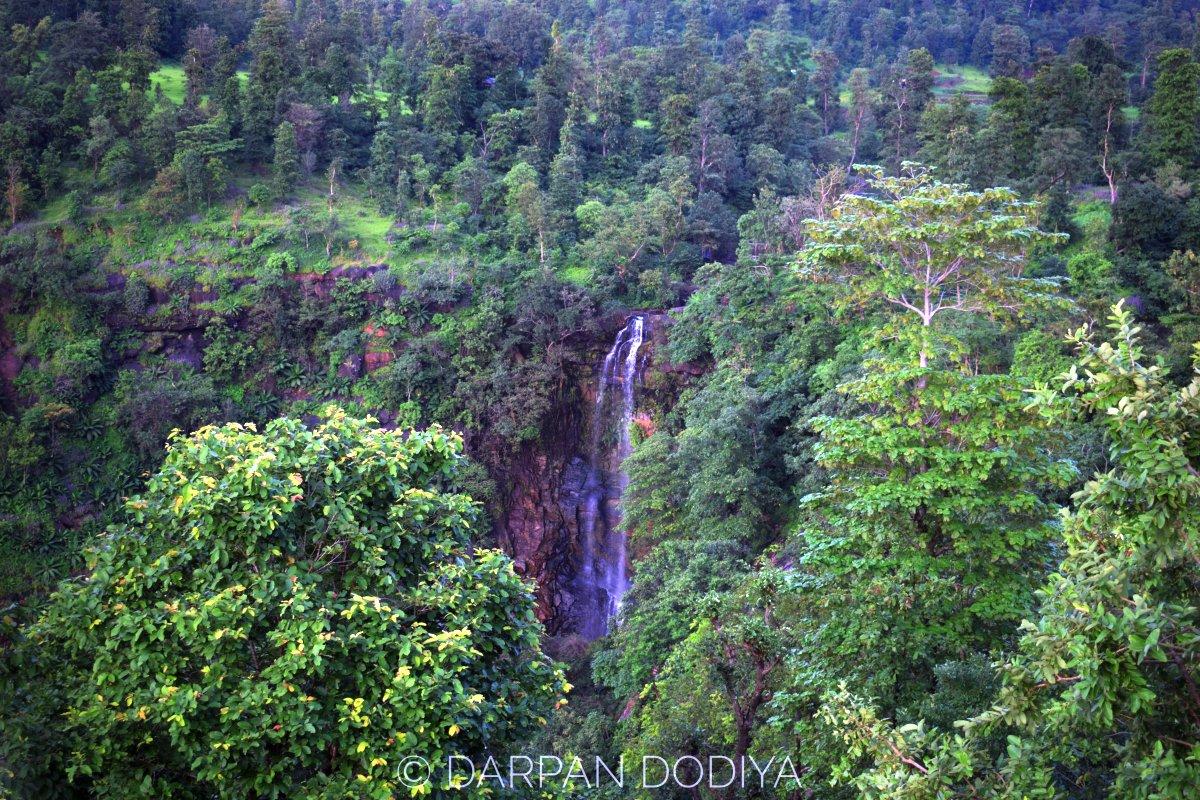 Koshmal Waterfall Dang Gujarat 4
