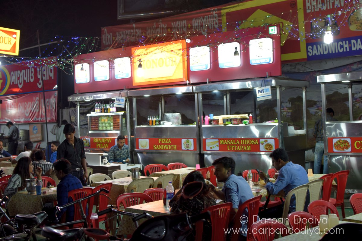 Food at Law Garden Ahmedabad Gujarat 9