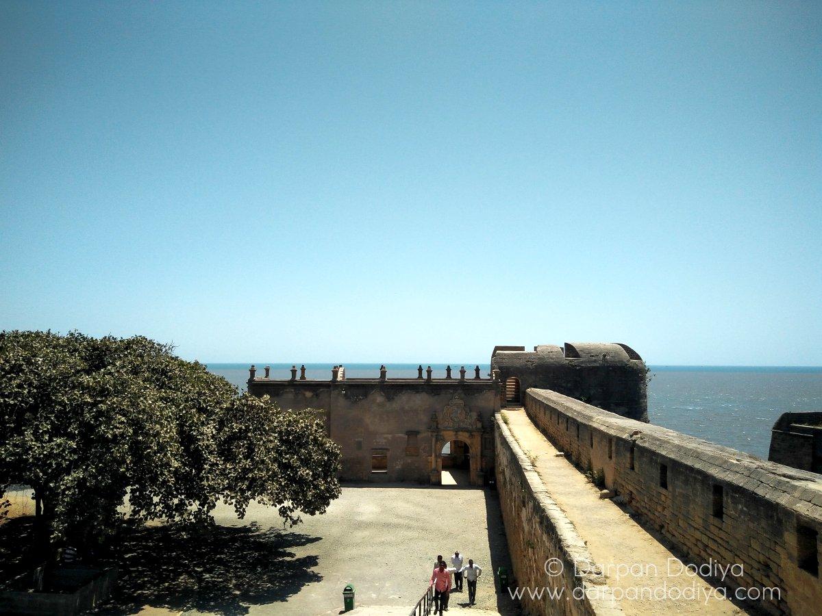Fort Diu Gujarat 12