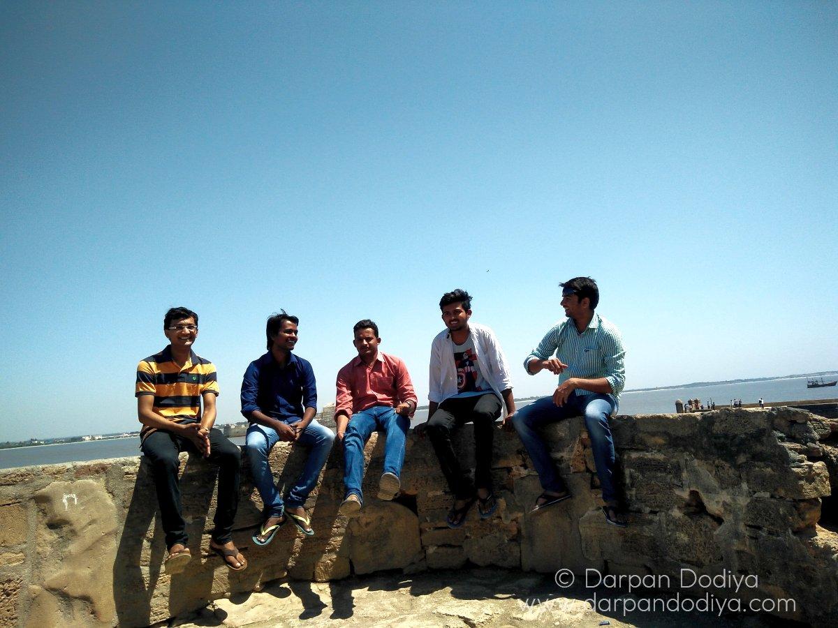 Fort Diu Gujarat 20