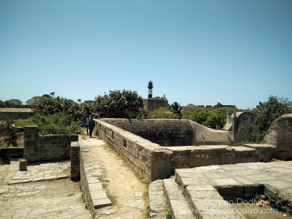 Fort Diu Gujarat 24
