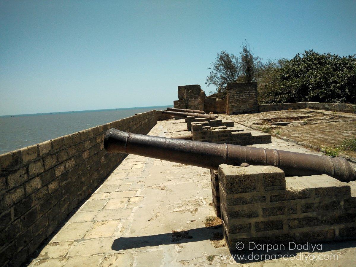 Fort Diu Gujarat 8