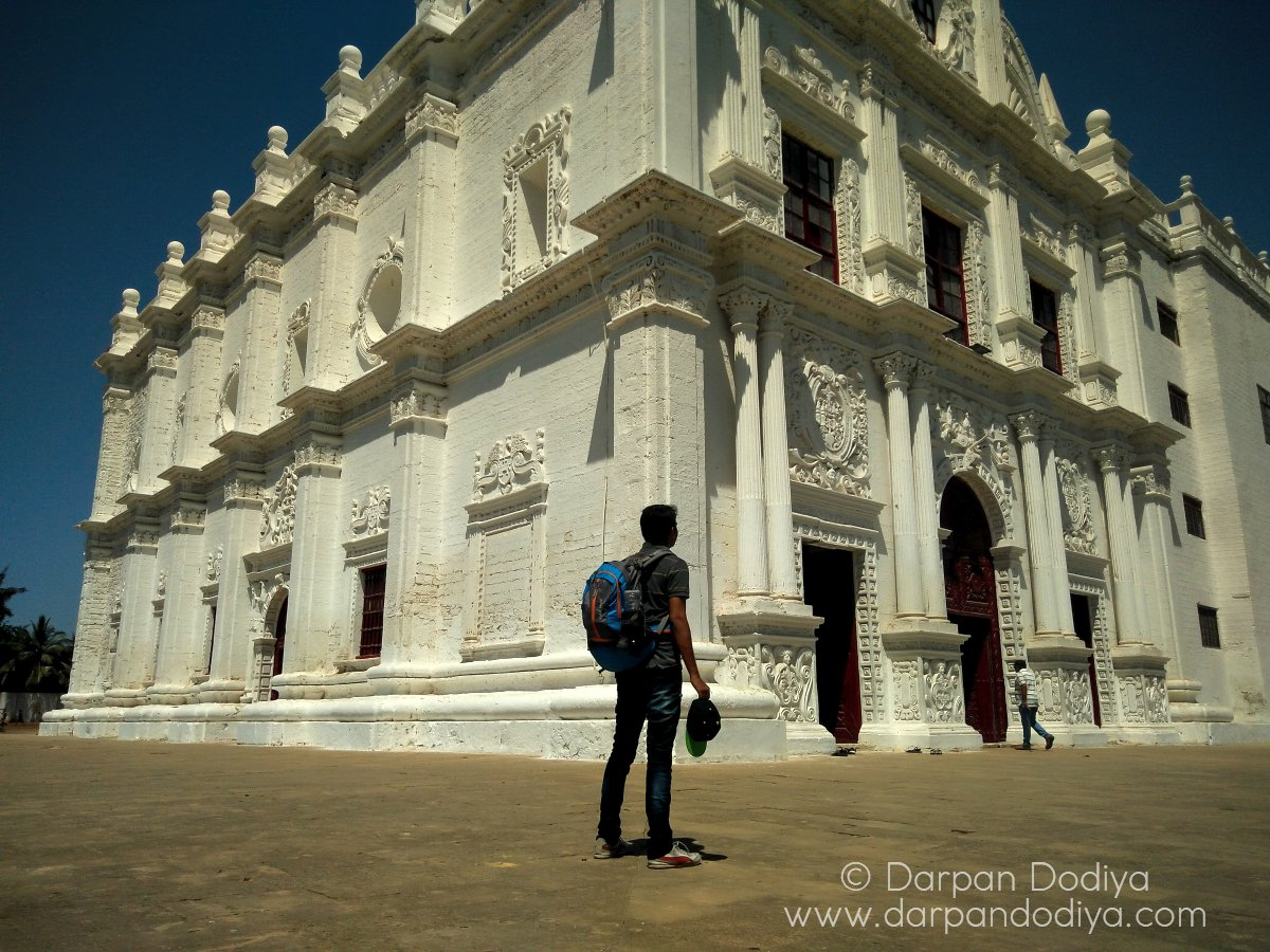 St Pauls Church Diu - Daman And Diu 2