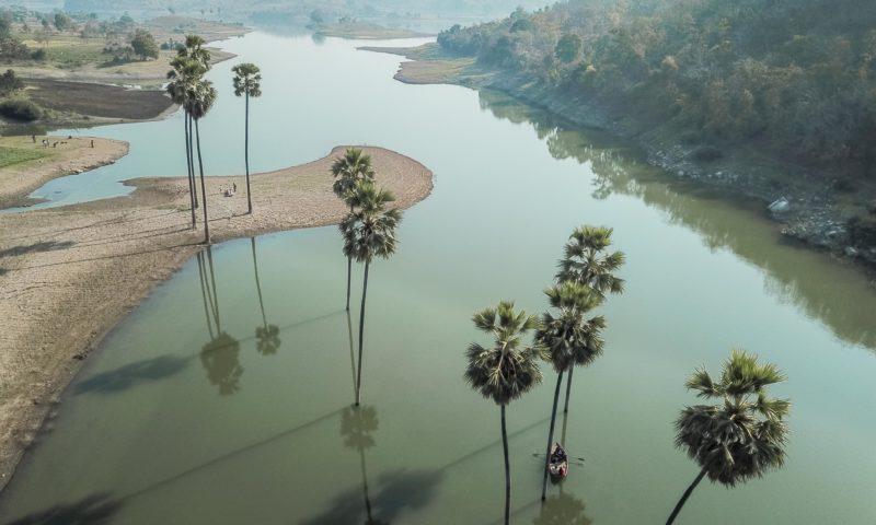 15N Vishal Khadi Narmada Eco Tourism Campsite