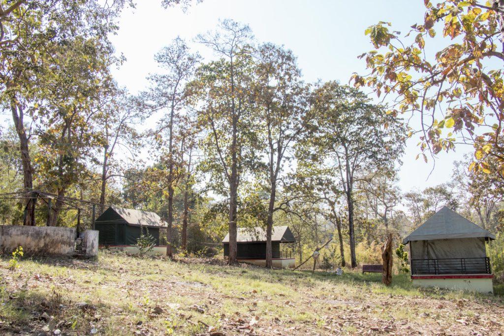 8F Dev Mogra Narmada Eco Tourism Campsite