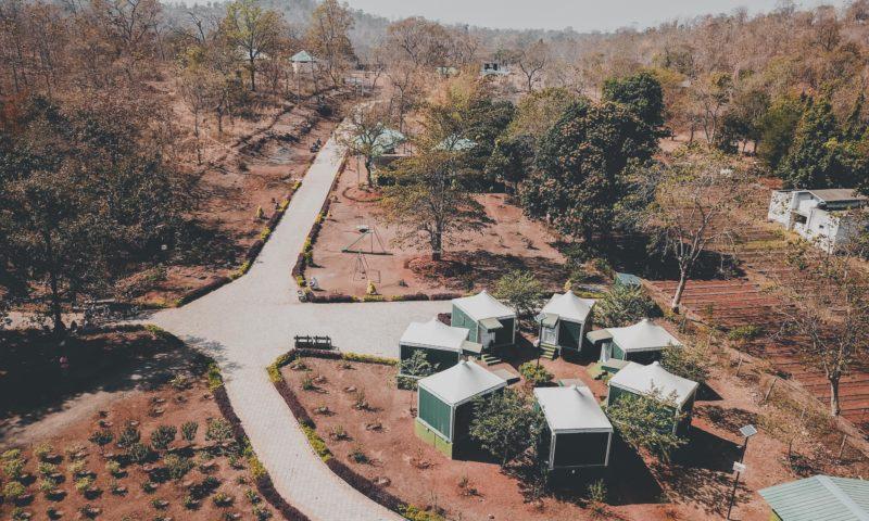 12K Kunbar Rajpipla Narmada Eco Tourism Campsite